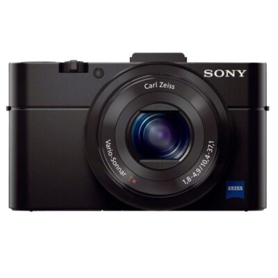 Выполнение ремонта фотокамер Sony